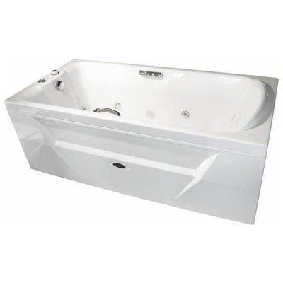 Акриловая ванна Радомир Ларедо 2 white (1600Х700)