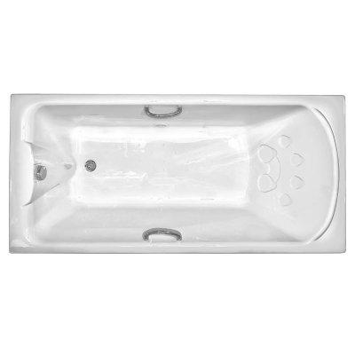 Акриловая ванна Радомир Ларедо 2 luxe (1600Х700)