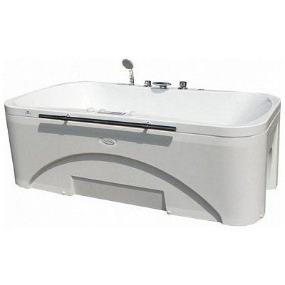 Акриловая ванна Радомир Лион chrome (2000Х1100)