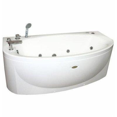 Акриловая ванна Радомир Неаполи white (1800Х850)