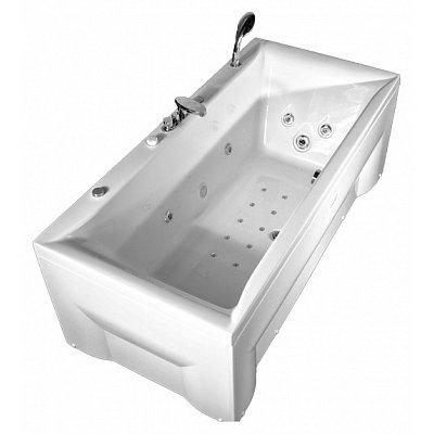 Акриловая ванна Радомир Палермо white (1800Х850)