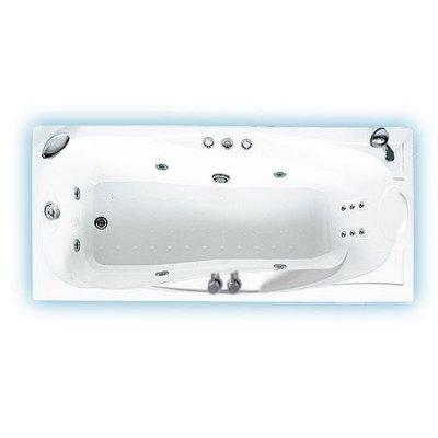 Акриловая ванна Радомир Парма luxe (1800Х850)