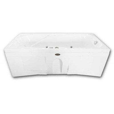 Акриловая ванна Радомир Парма white (1800Х850)
