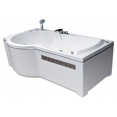Акриловая ванна Радомир Валенсия gold (1700Х950)