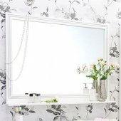 Зеркало для ванной Sanflor Элен 120