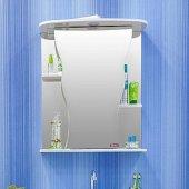 Зеркало-шкаф для ванной Sanflor Илона 65