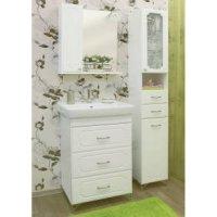 Комплект мебели для ванной Sanflor Ксения 70 напольный