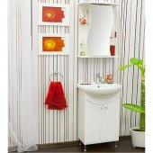 Комплект мебели для ванной Sanflor Лина 55