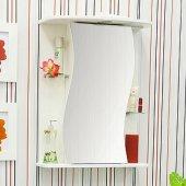 Зеркало-шкаф для ванной Sanflor Лина 55