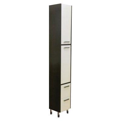 Шкаф-Пенал для ванной комнаты Sanflor Марсель