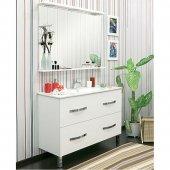 Комплект мебели для ванной Sanflor Рио 120 напольный