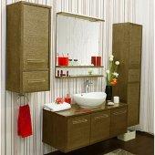 Комплект мебели для ванной Sanflor Румба 120