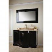 Комплект мебели для ванной Timo Anni 130 M-R