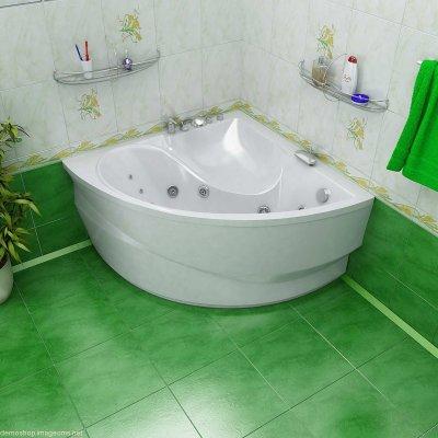 Акриловая ванна Triton Синди 1250х1250х640-3