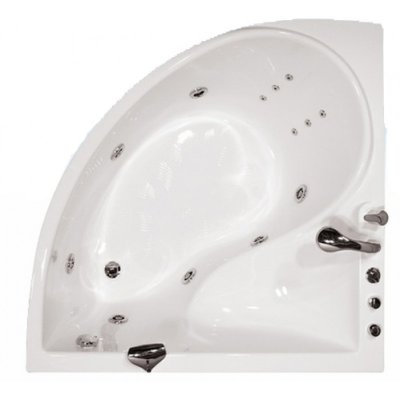 Акриловая ванна Triton Синди 1250х1250х640-2