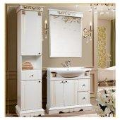 Комплект мебели для ванной Vicenza Камелия 85