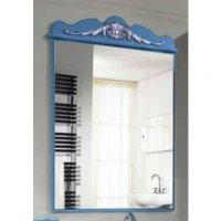 Зеркало для ванной Vicenza Аврора 65 голубое