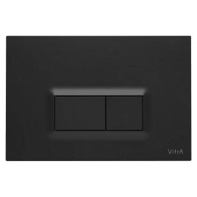 Кнопка смыва VitrA 740-0611 черная