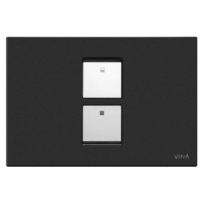 Кнопка смыва VitrA 740-0111 черная