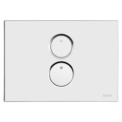 Кнопка смыва VitrA 740-0280 Хром металл