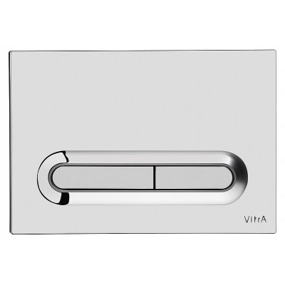 Кнопка смыва VitrA 740-0780 хром