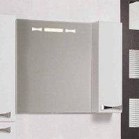 Зеркало-шкаф для ванной Акватон Диор 80 белый