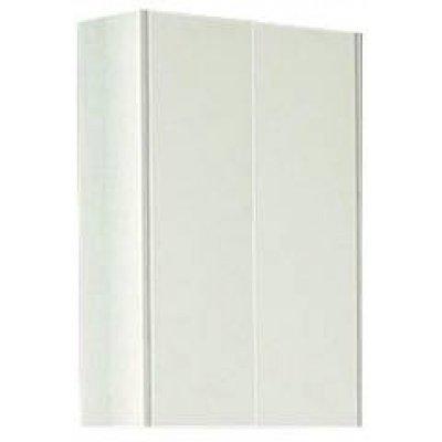 Шкаф для ванной двустворчатый Акватон Йорк 56