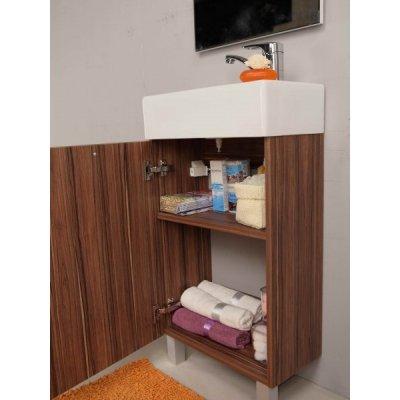 Комплект мебели для ванной Акватон Эклипс 46 Н-1