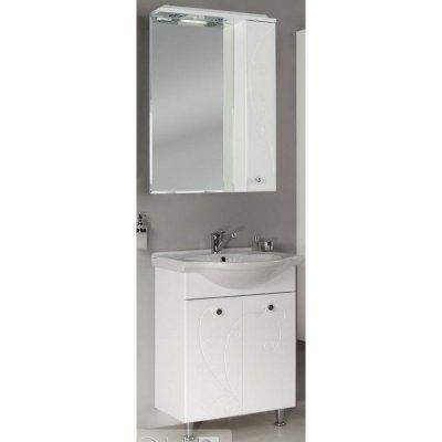 Комплект мебели для ванной Акватон Лиана 60