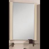 Зеркало для ванной Акватон Альпина 65 дуб молочный