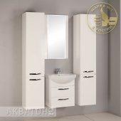 Комплект мебели для ванной Акватон Ария 50 М белый