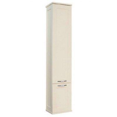 Шкаф-колонна для ванной Акватон Леон Н Дуб белый