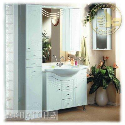 Комплект мебели для ванной Акватон Домус 95