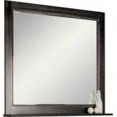 Зеркало для ванной Акватон Леон 80 ясень черный
