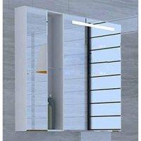 Зеркало-шкаф для ванной Акватон Марко 100