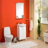 Комплект мебели для ванной Акватон Мира 45