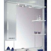 Зеркальный шкаф для ванной Акватон Эмили 105