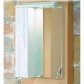 Зеркальный шкаф для ванной Акватон Панда 50