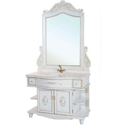 Комплект мебели для ванной Bellezza Аврора 115