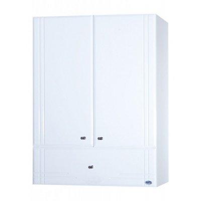 Шкаф для ванной подвесной Bellezza Лилия 50 с 1 ящиком