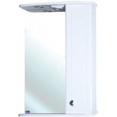 Зеркало-шкаф для ванной Bellezza Астра 50 белое