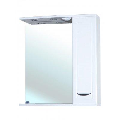 Зеркало-шкаф для ванной Bellezza Классик 65