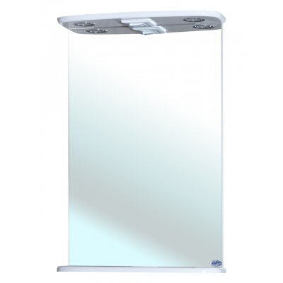 Зеркало для ванной Bellezza Магнолия 50