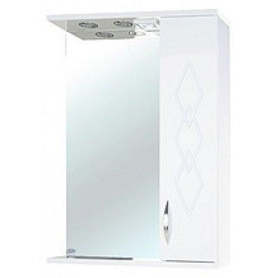 Зеркало-шкаф для ванной Bellezza Элеганс 60