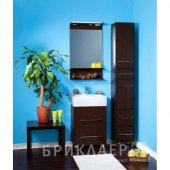 Комплект мебели для ванной Бриклаер Чили 55