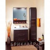 Комплект мебели для ванной Бриклаер Чили 80