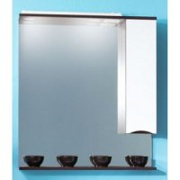 Зеркало для ванной Бриклаер Токио 80