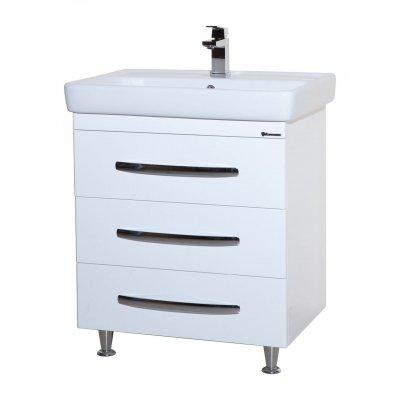 Тумба с раковиной для ванной Bellezza Рокко 50 напольная