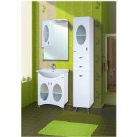 Комплект мебели для ванной Bellezza Агата 65