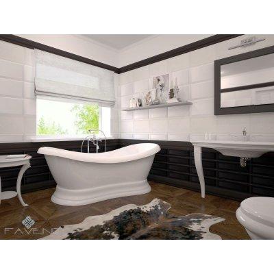 Отдельностоящая Акриловая ванна Favenitia Grace